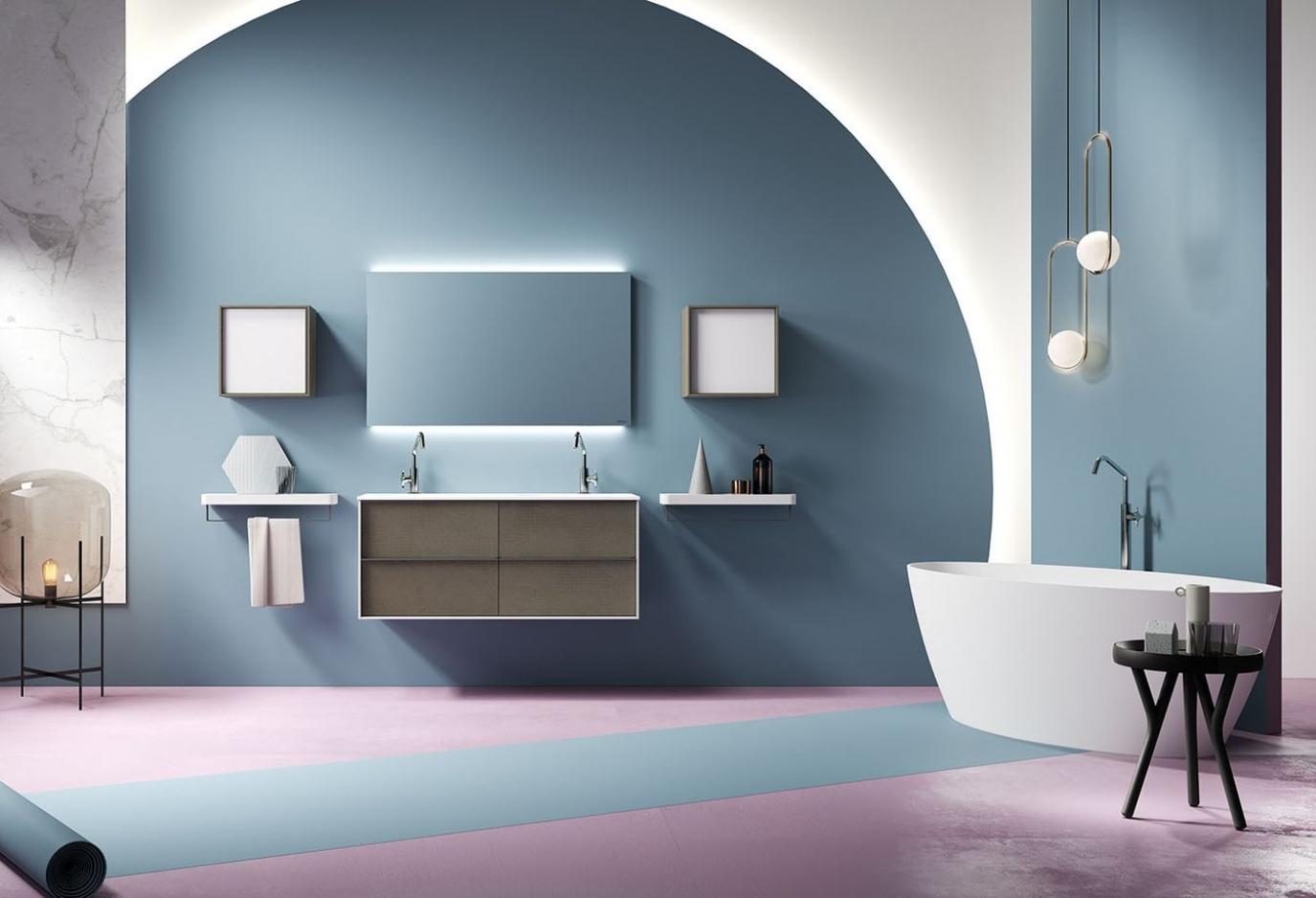 Mueble de baño BOKETTO 01